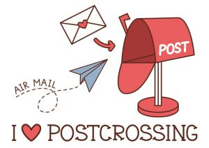 I love Postcrossing