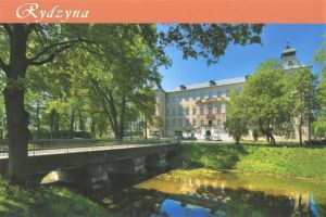 Castles and Palaces of Wielkopolska: Rydzyna