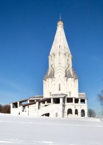 Church of the Ascension in Kolomenskoye