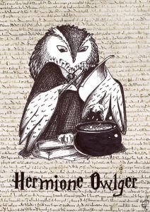 Hermione Owlger