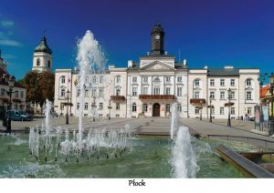 Polish cities: Płock