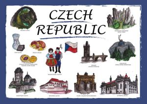 Countries of the World: Czechy
