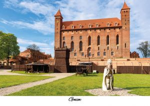 Castle in Gniew