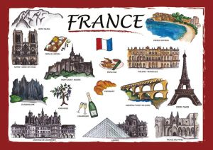 Countries of the World: Francja