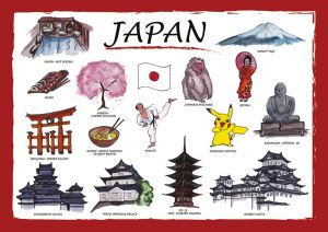Countries of the World: Japonia