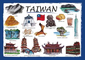 Countries of the World: Tajwan