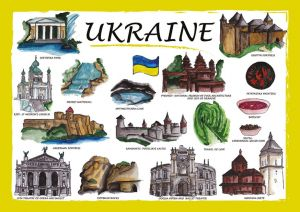 Countries of the World: Ukraina