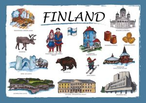 Countries of the World: Finlandia