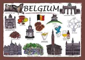 Countries of the World: Belgium