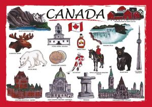 Countries of the World: Canada