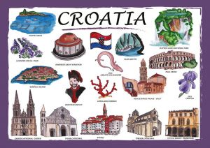 Countries of the World: Croatia
