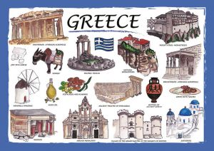 Countries of the World: Greece