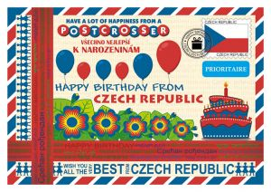 Happy Birthday from... Czech Republic