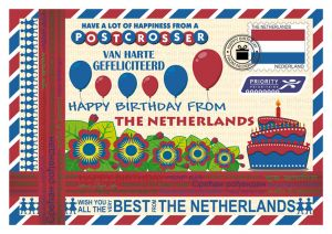 Happy Birthday from... Netherlands