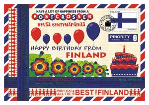 Happy Birthday from... Finland