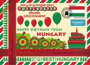 Happy Birthday from... Hungary