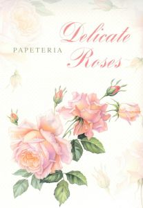 Stationary: Delicate Roses