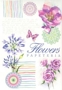 Stationary: Flowers