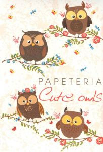 Stationary: Cute Owls