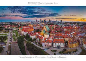 UNESCO WHS: Old Town in Warsaw