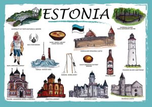 Countries of the World: Estonia