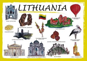 Countries of the World: Litwa