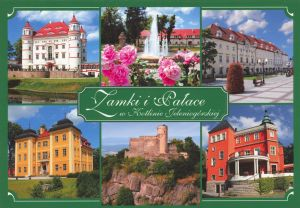 Castles and palaces in the Jelenia Góra Valley