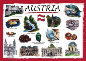 Countries of the World: Austria