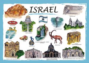 Countries of the World: Izrael