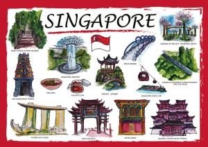 Countries of the World: Singapur