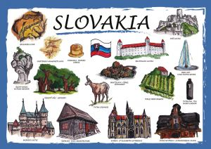 Countries of the World: Słowacja