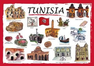 Countries of the World: Tunezja