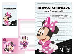 Stationery: Minnie