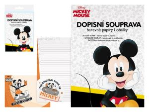 Stationery: Mickey