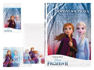 Stationery: Frozen