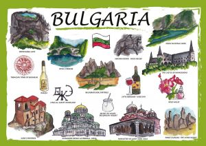 Countries of the World: Bułgaria