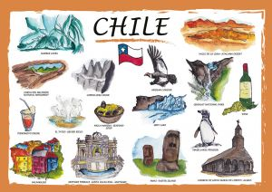Countries of the World: Chile