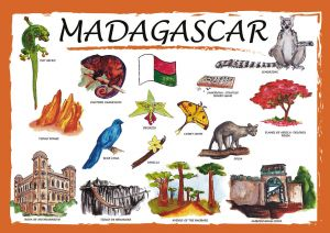 Countries of the World: Madagaskar