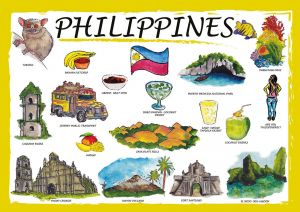Countries of the World: Filipiny