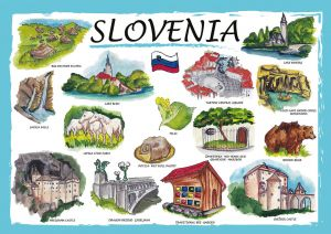 Countries of the World: Słowenia