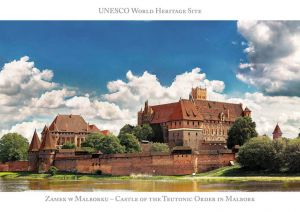 UNESCO WHS: Castle of the Teutonic Order in Malbork