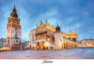 Polish cities: Cracow