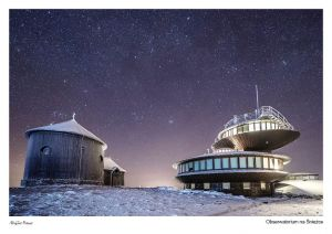 Magical Poland: Weather observatory on Śnieżka Mountain