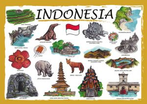 Countries of the World: Indonezja
