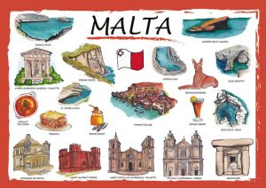 Countries of the World: Malta