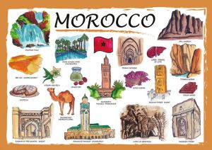 Countries of the World: Morocco