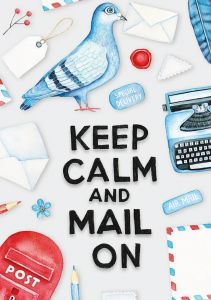 Keep Calm and mail on