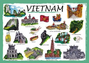 Countries of the World: Vietnam
