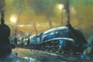 Alan Fearnley: Lokomotive 13