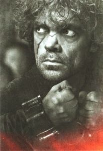 Game of Thrones. Tyrion Lannister